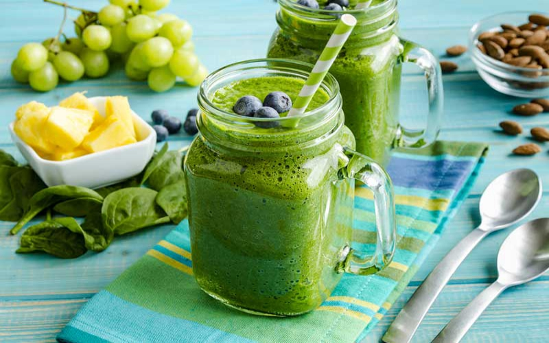 How to make your breakfast smoothie healthier