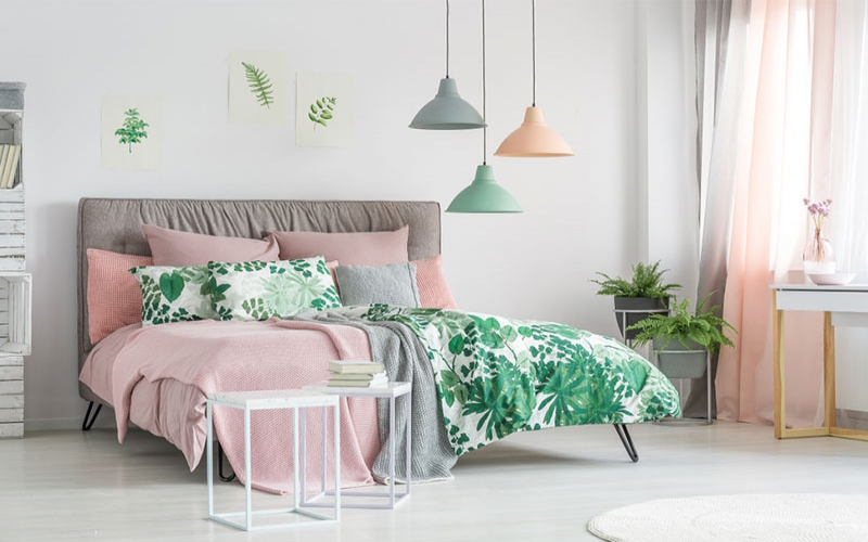 How to use patterned fabric to make your home come alive