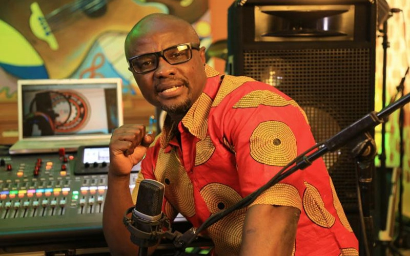 I tell African stories through music: U.S. based Afro-Fusion crooner Justo Asikoye