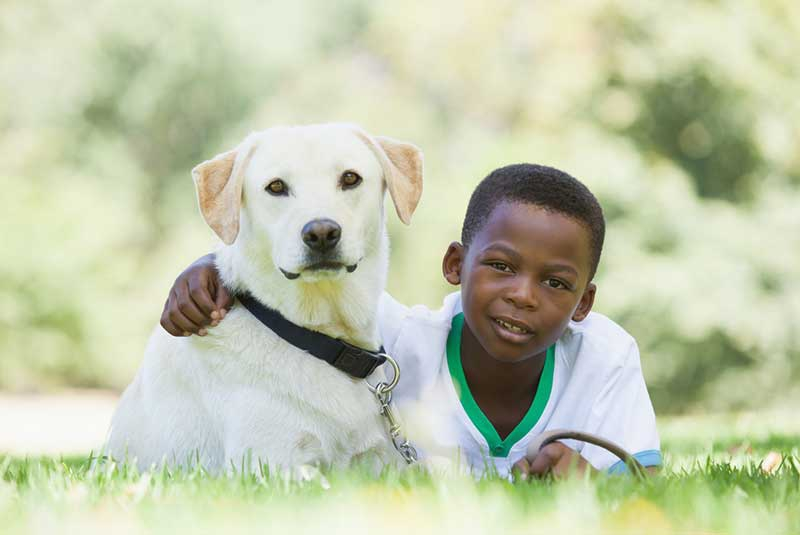 Mind-blowing reasons why you should raise your child around a pet-dog