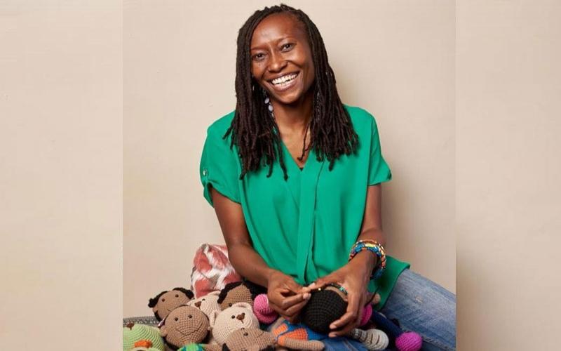 My business was inspired by my son's teddy bear: Umba Creations founder Wangari Kamau