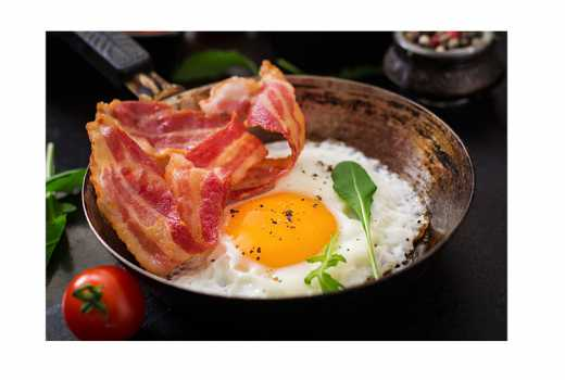 Reasons why eating bacons and eggs for breakfast could help you lose weight
