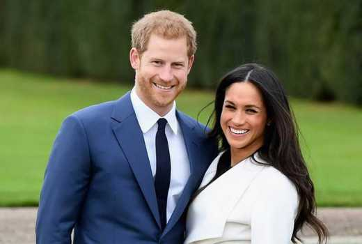 Revealed!! How Prince Harry and Meghan Markle plan to spend their Valentine's Day