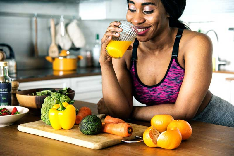 Seven vital signs that you need to change your diet