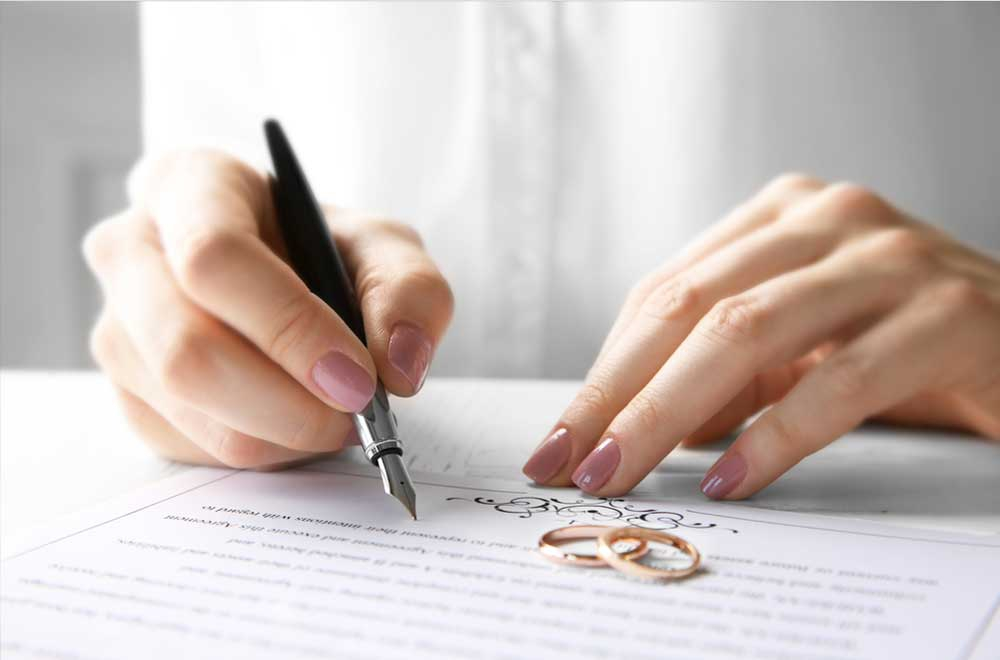 Six tests you need to take before you sign that marriage certificate