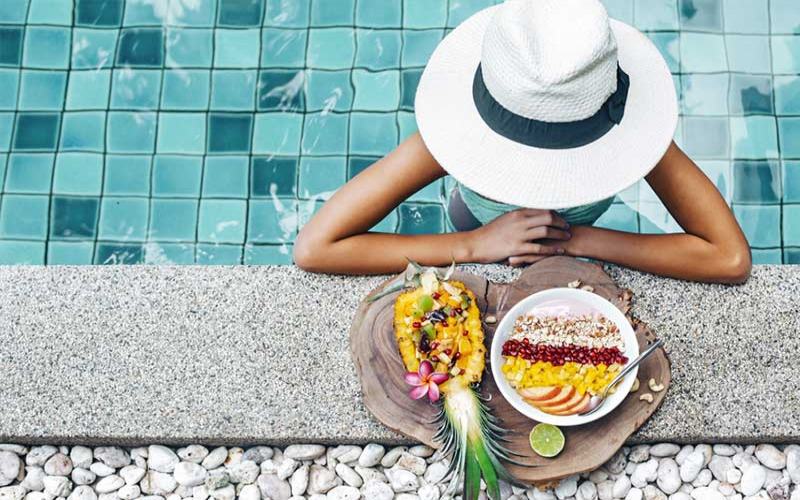 The difference between a diet and a lifestyle change
