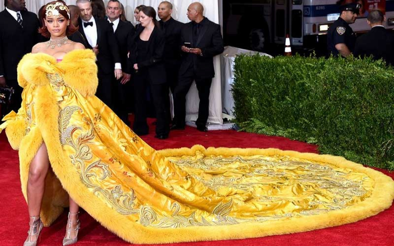 The Most memorable Met Gala looks featuring black celebrities