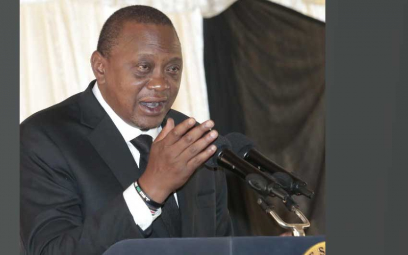 Uhuru lobby's for more women in positions of authority at global conference