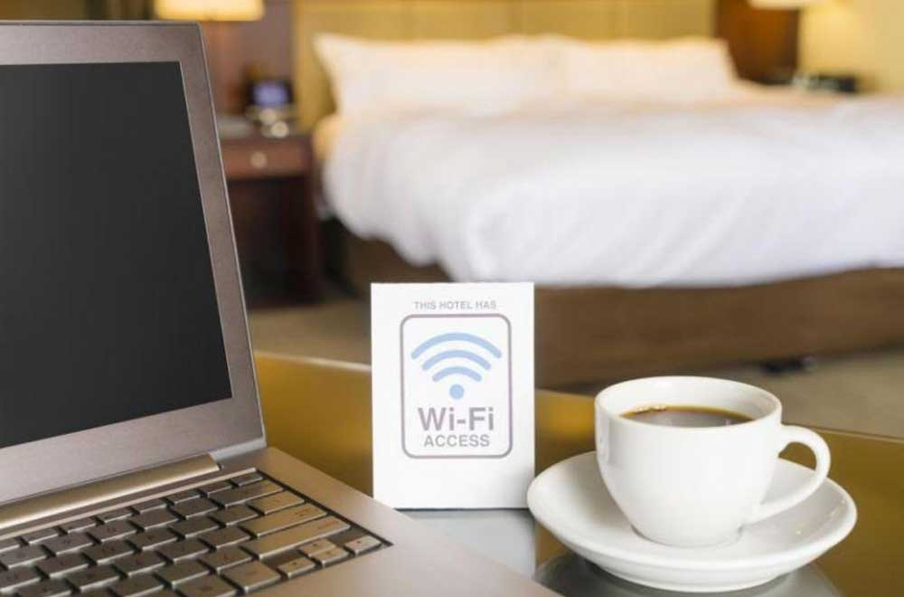 Why you should think twice about logging into your hotel's Wi-Fi