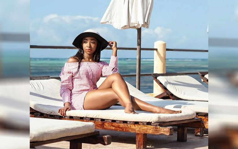 Body goals: YouTuber Natalie Tewa dazzles in her bikinis