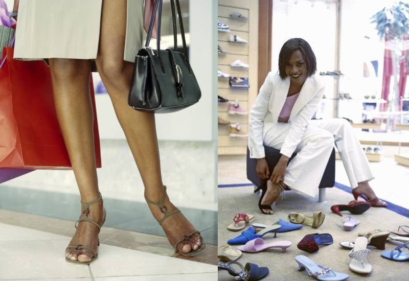 Tips on how to shop for heels