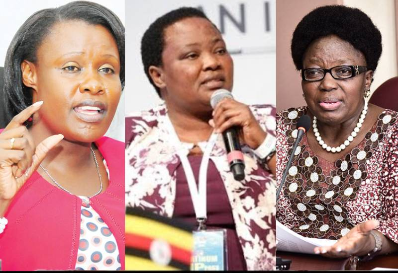 Uganda to have women as both VP and PM for the first time