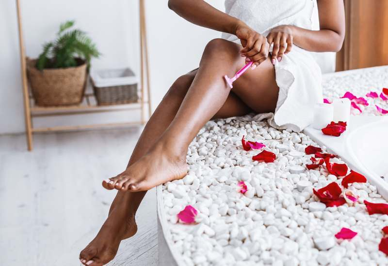Ways you are shaving your legs wrong, how to do it right