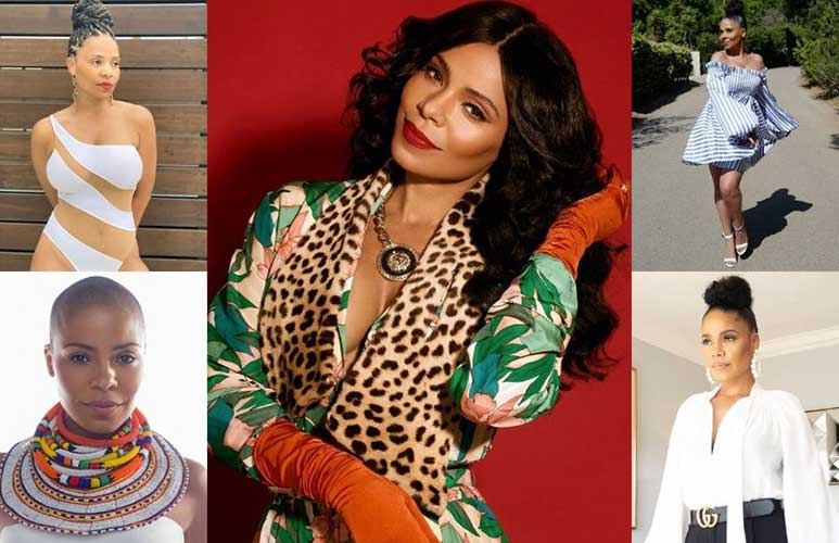 #WCW: Sanaa Lathan, living life 'Nappily Ever After'