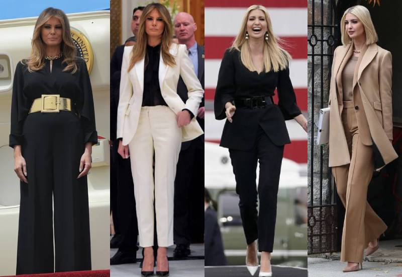 What we will miss about Melania and Ivanka Trumps's fashion sense