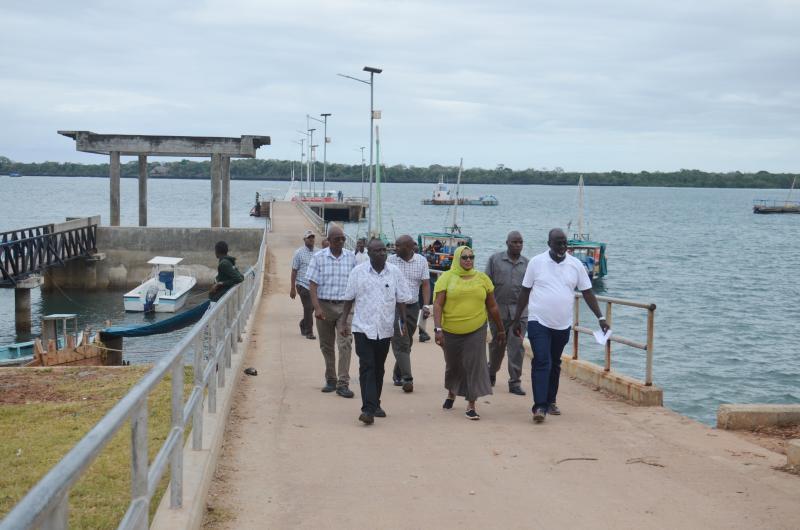 16 firms tender for construction of Sh20b Shimoni fishing port