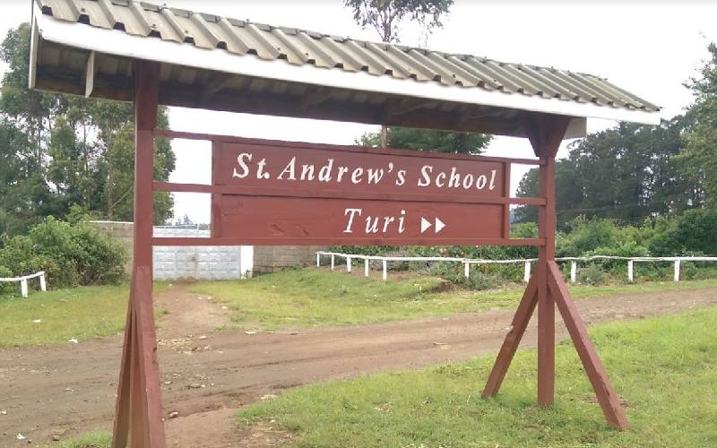 17 people at St Andrew's Turi School test positive for Covid-19