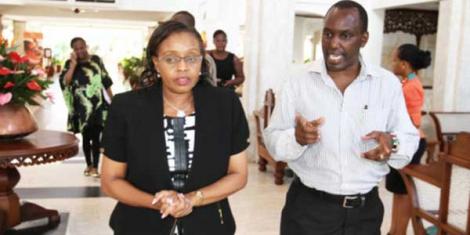 Jacinta Mbithi appointed acting MD Kenya Tourism Board