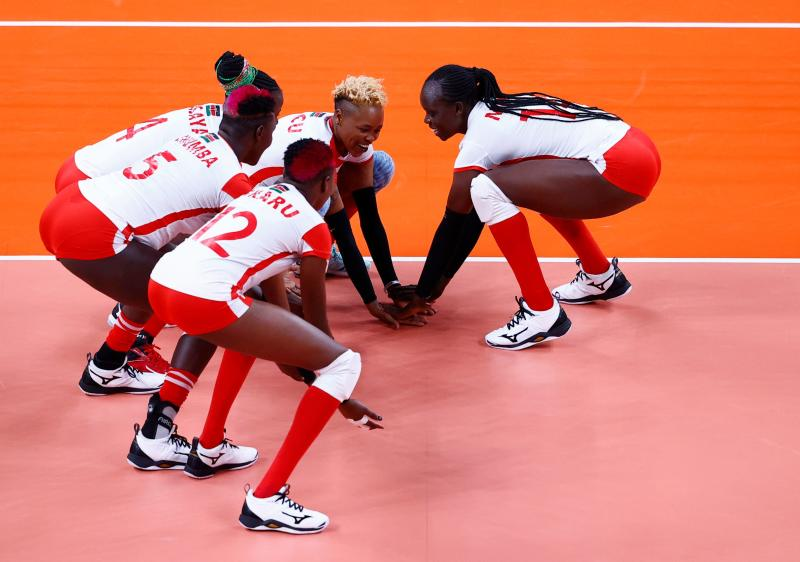 Olympics: Malkia Strikers bow out with heads held high
