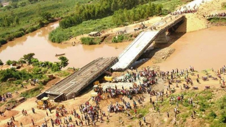 The story of Sigiri bridge's inflated costs