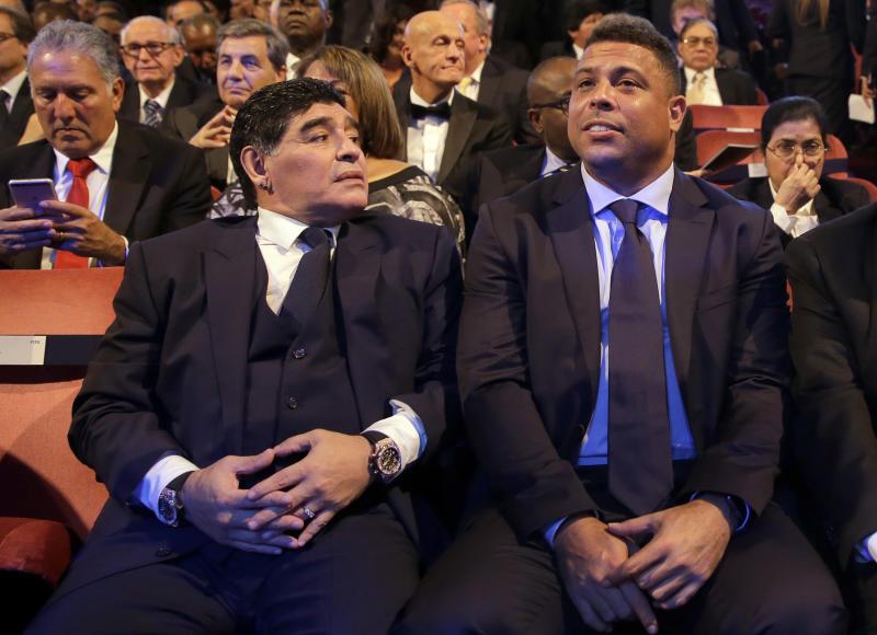 Maradona: A portrait of a flawed genius