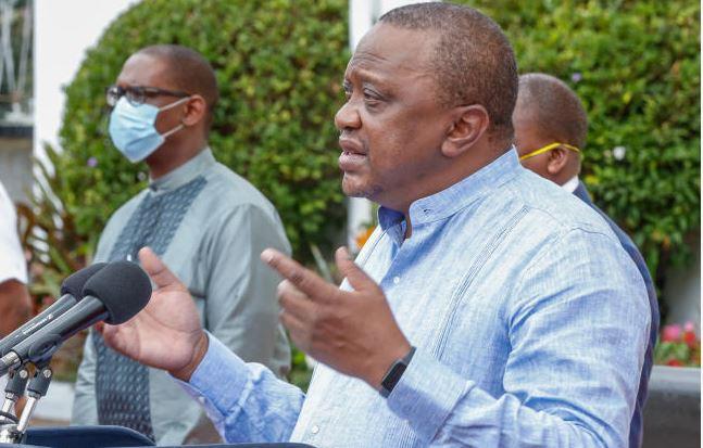 A resurgent Uhuru