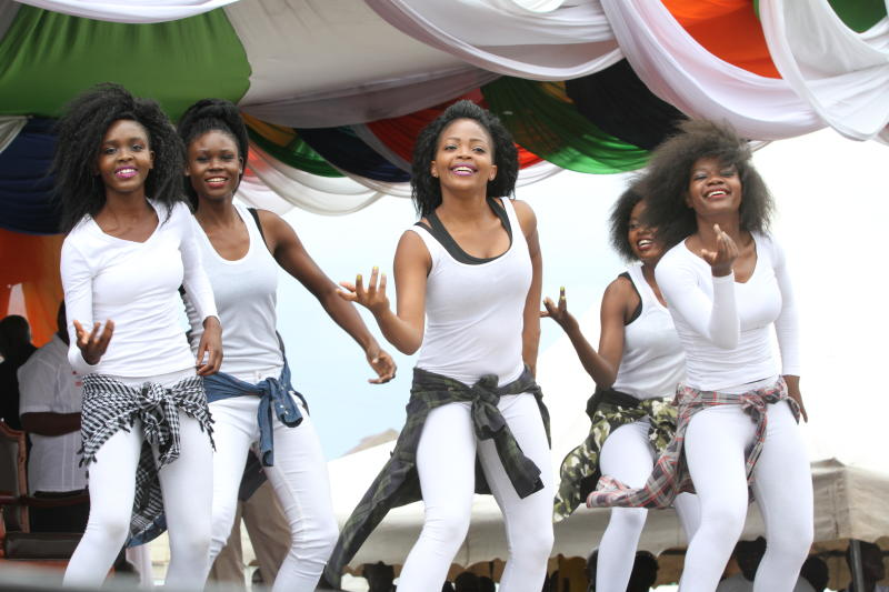 After KCSE, what next for kids who love music, drama?