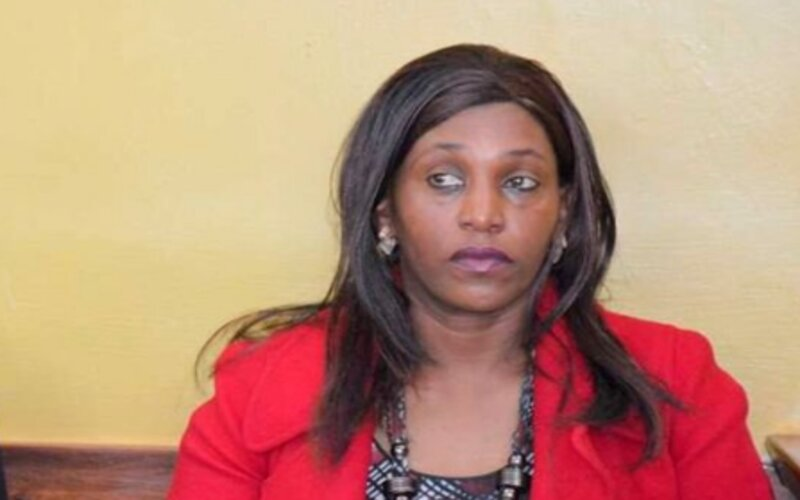 After being declared guilty of murder, Jane Muthoni wanted only her phone