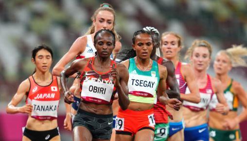 Agnes Tirop, Hellen Obiri, Lilian Kasait qualify for the women's 5,000m finals