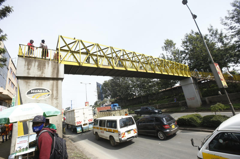 Alarm as safety bridge turns into suicide spot
