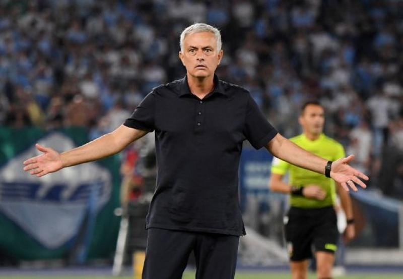 AS Roma boss Mourinho: This is why we were beaten 6-1 by Bodo/Glimt