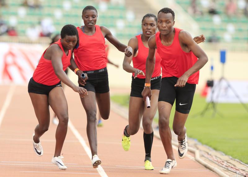 Athletics Kenya relays series set to start at Nyayo Stadium