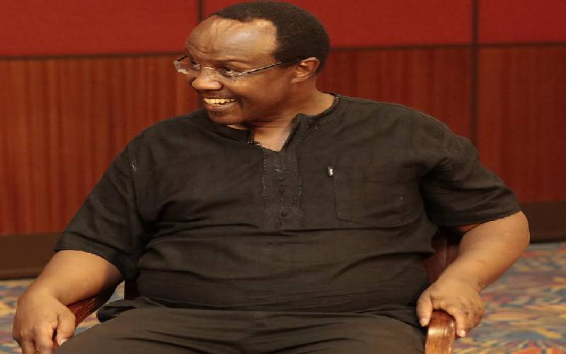 Ndii wants core aspects of constitution shielded from unnecessary amendment