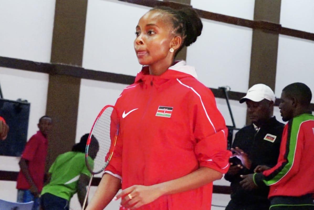Badminton hopes on experienced Mercy Mwethya's shoulders