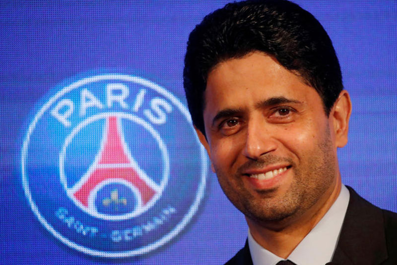 PSG boss charged in Qatar world athletics graft probe : The standard Sports