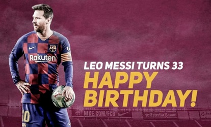 Bangladeshi fans fined for gathering to celebrate Messi's birthday