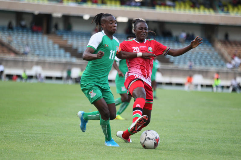 Barbra Banda: Footballer who defied parents to become first woman from Zambia to play in Europe