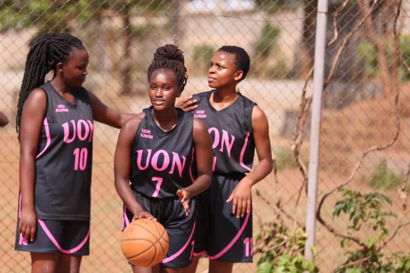 Basketball: UoN Dynamites confident of flooring giants KPA