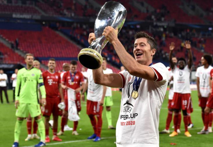 Bayern drown Sevilla to win 2020 UEFA Super Cup