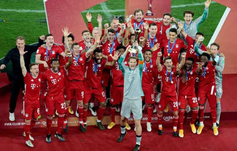 Bayern Munich beat Tigres 1-0 to win FIFA Club World Cup