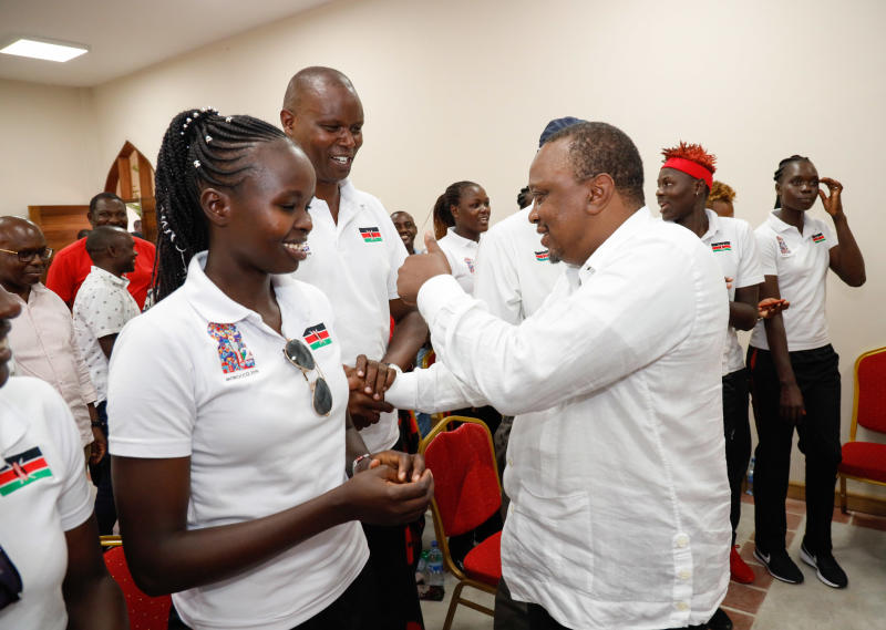 Big blow as Uhuru suspends all sports action indefinitely