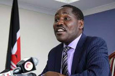 Bill on party-hopping meant to stifle democracy-Munya