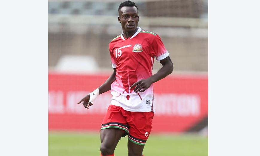 Blow to Harambee Stars' Otieno in his comeback bid