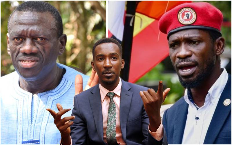 Bobi Wine, Kizza Besigye condemn re-arrest of opposition MP