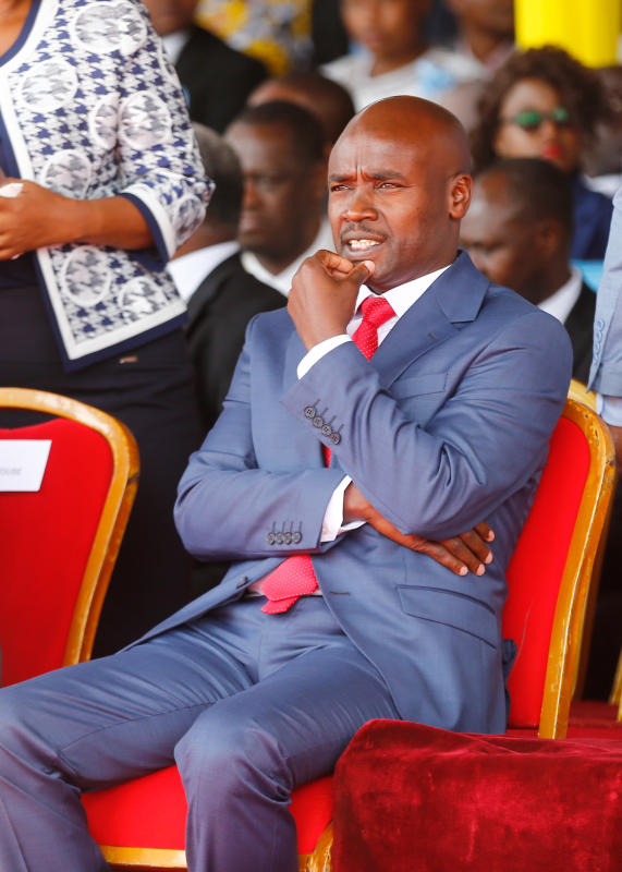 Bomet Governor: This woman has made my life a 'living hell'