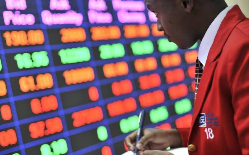 Bonds boost NSE as investors shy away from equities
