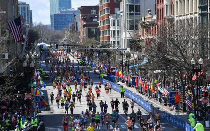 Boston Marathon moved to September from April due to coronavirus