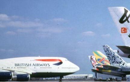 British Airways retires its Boeing 747 fleet