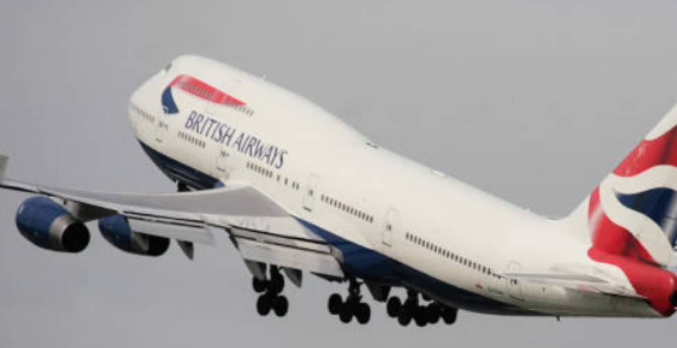 British Airways owner IAG posts 1.14b euro first quarter loss