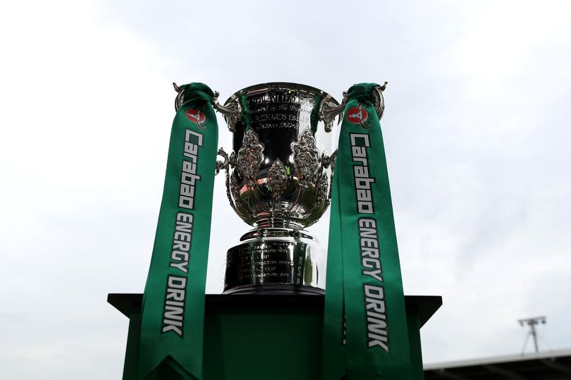 Carabao Cup fourth round draw in full as Liverpool, City reach last 16